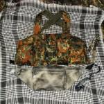 Arktis Classic chest rigg + BHI! fanny pack